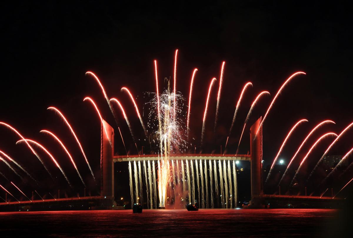 Inauguration du pont chaban delmas 03 - Pont chaban delmas inauguration ...